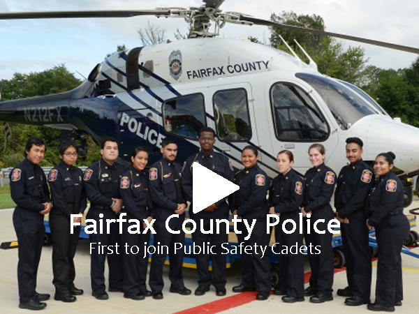 Fairfax County VA Cadets