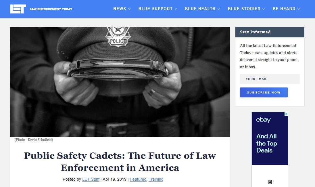 Law Enforcement Today - PSC