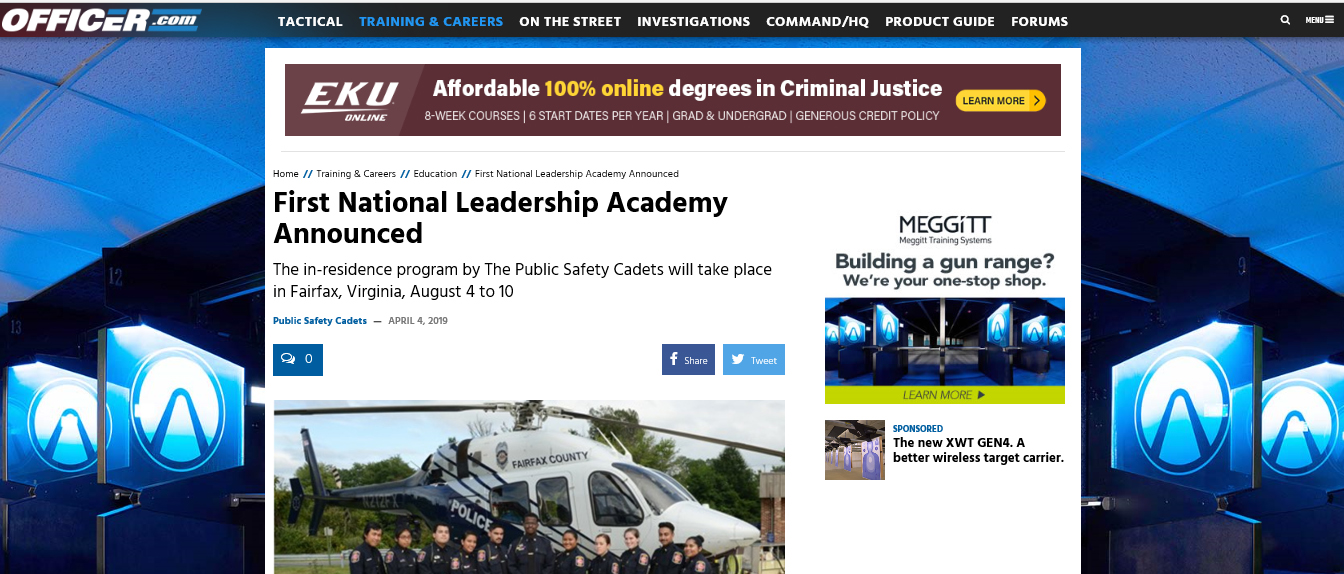 PSC National Academy